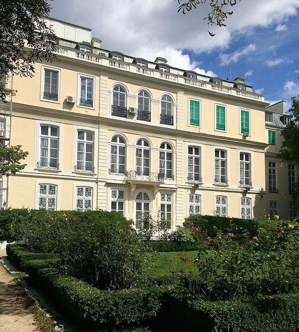 La duchesse Louise-Elisabeth de Tourzel Hotel_10