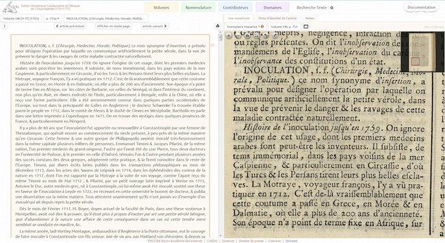 L'Encyclopédie de Diderot et d'Alembert en ligne Image_11