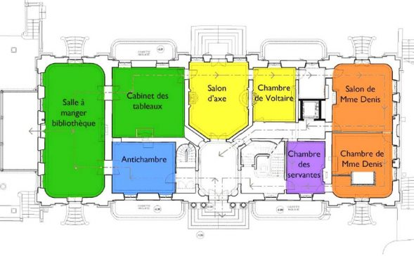 Le château de Voltaire, à Ferney Image_13