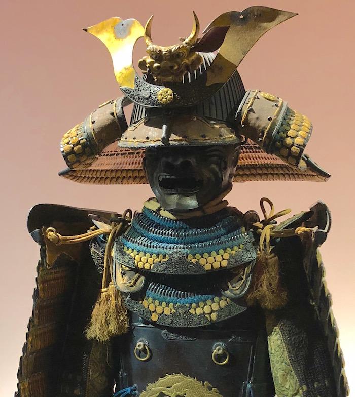 Daimyos, les seigneurs de la guerre au Japon - Exposition au Musée Guimet Img_1012