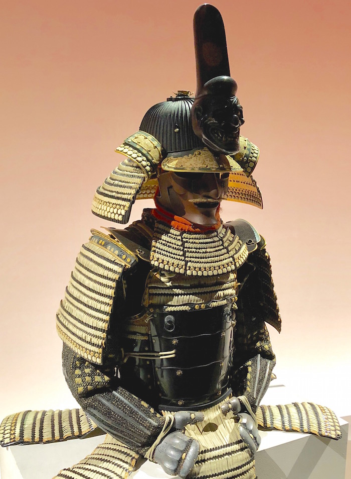 Daimyos, les seigneurs de la guerre au Japon - Exposition au Musée Guimet Img_1014