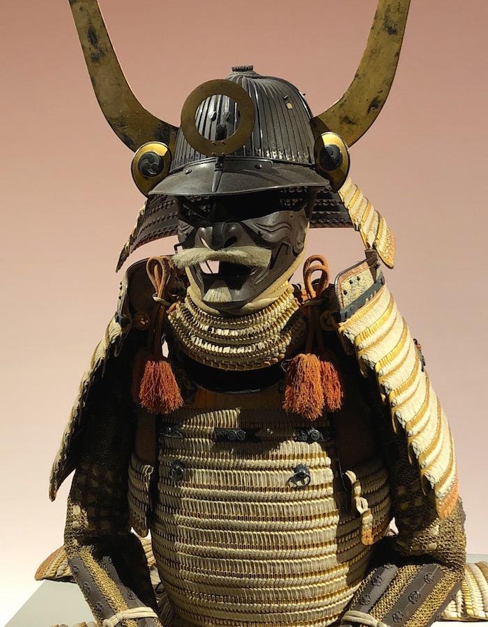 Daimyos, les seigneurs de la guerre au Japon - Exposition au Musée Guimet Img_1015
