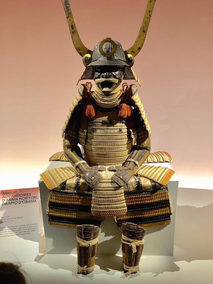 Daimyos, les seigneurs de la guerre au Japon - Exposition au Musée Guimet Img_1016