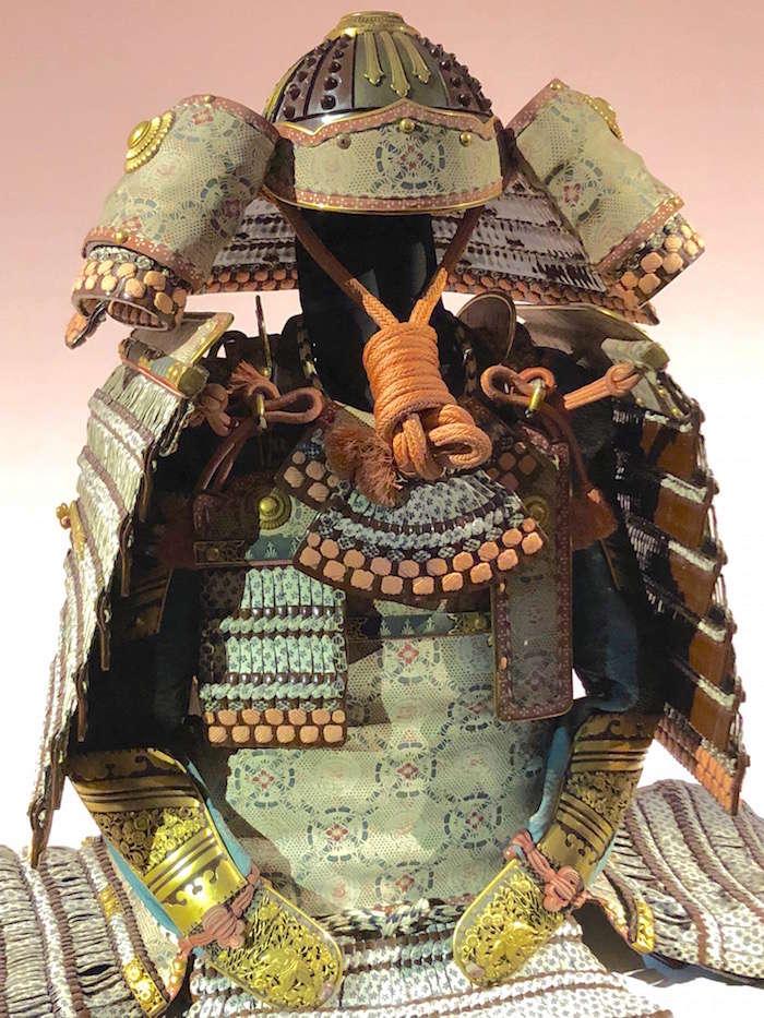 Daimyos, les seigneurs de la guerre au Japon - Exposition au Musée Guimet Img_1019