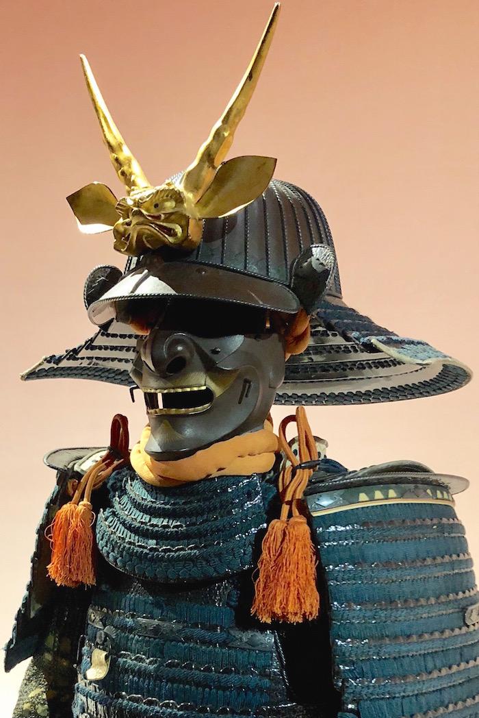 Daimyos, les seigneurs de la guerre au Japon - Exposition au Musée Guimet Img_1020