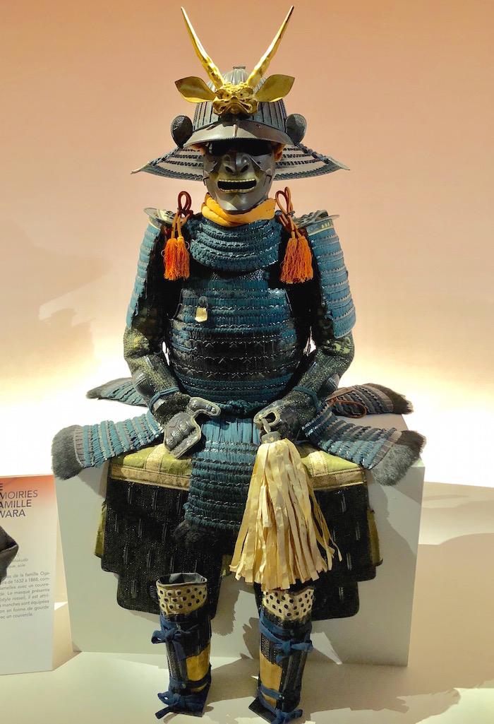 Daimyos, les seigneurs de la guerre au Japon - Exposition au Musée Guimet Img_1021