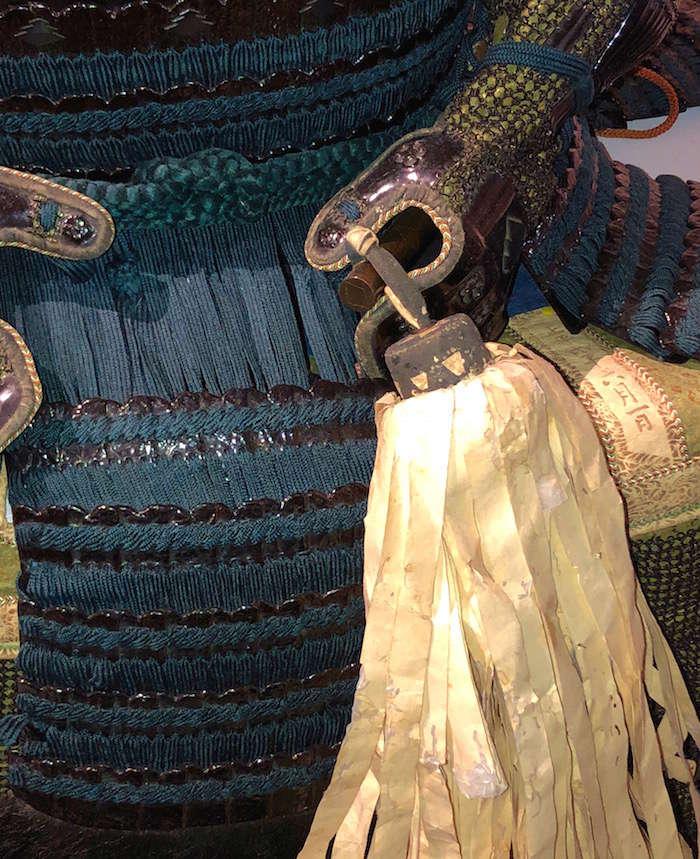 Daimyos, les seigneurs de la guerre au Japon - Exposition au Musée Guimet Img_1023