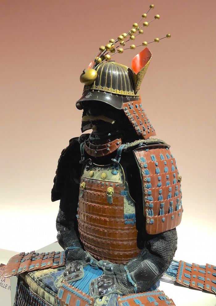 Daimyos, les seigneurs de la guerre au Japon - Exposition au Musée Guimet Img_1024