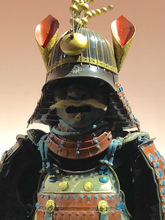 Daimyos, les seigneurs de la guerre au Japon - Exposition au Musée Guimet Img_1110