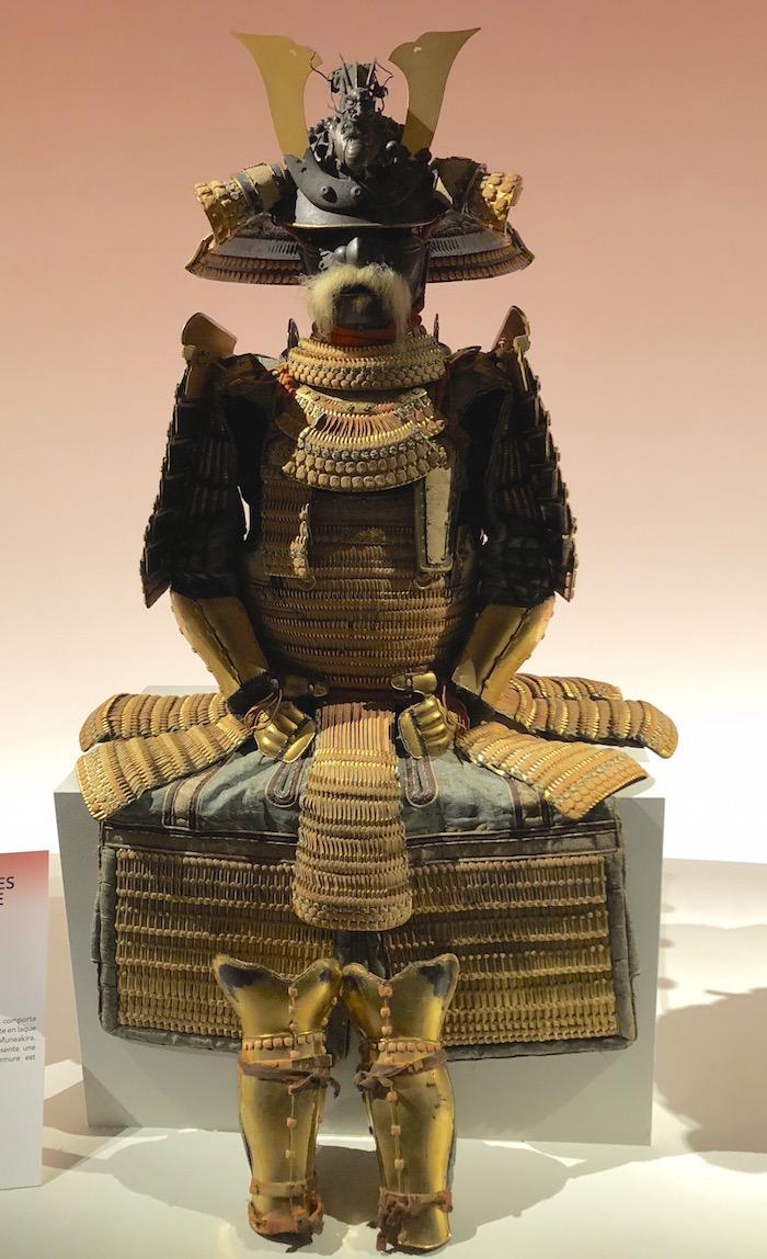 Daimyos, les seigneurs de la guerre au Japon - Exposition au Musée Guimet Img_1112