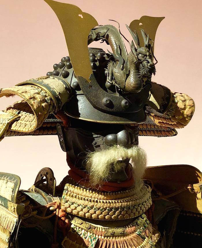 Daimyos, les seigneurs de la guerre au Japon - Exposition au Musée Guimet Img_1113