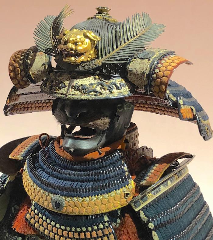 Daimyos, les seigneurs de la guerre au Japon - Exposition au Musée Guimet Img_1114