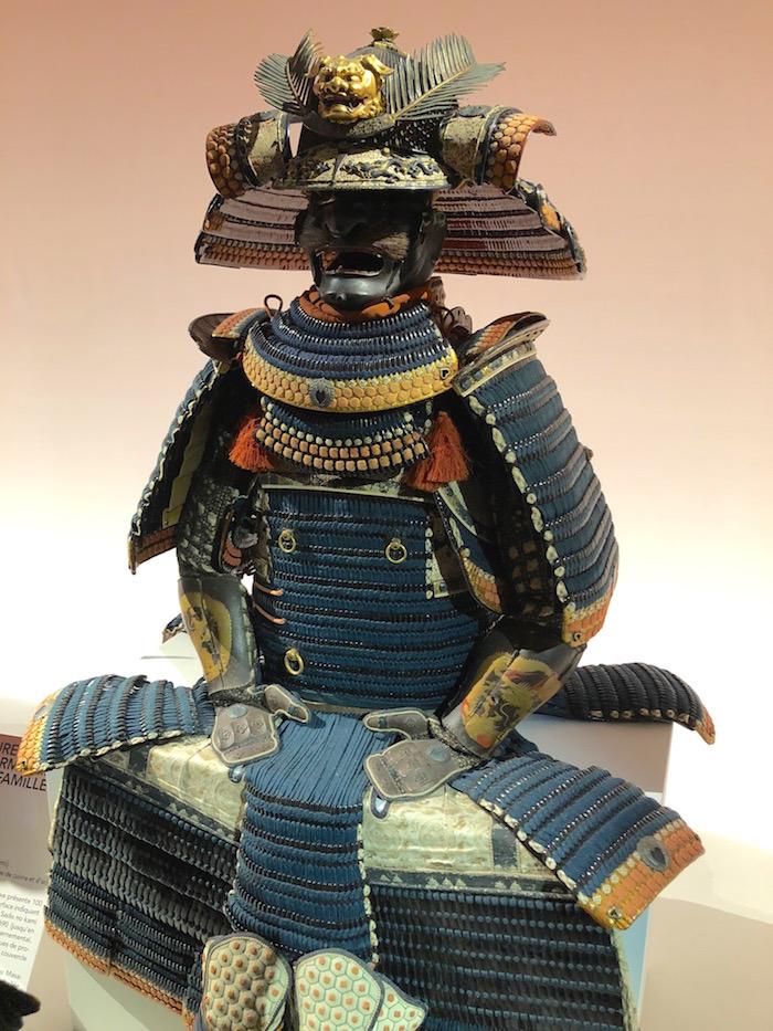 Daimyos, les seigneurs de la guerre au Japon - Exposition au Musée Guimet Img_1116