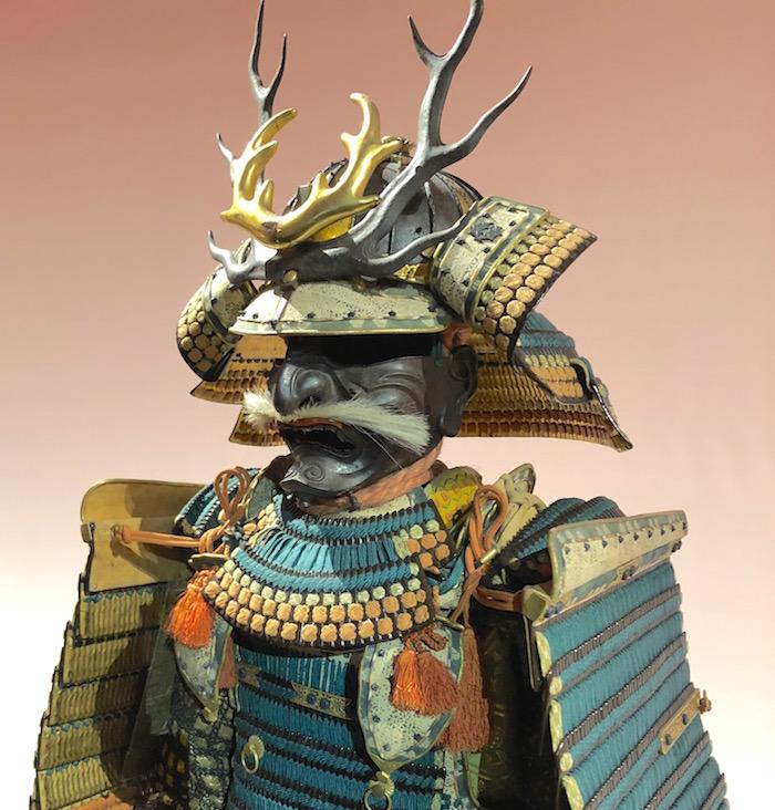 Daimyos, les seigneurs de la guerre au Japon - Exposition au Musée Guimet Img_1118