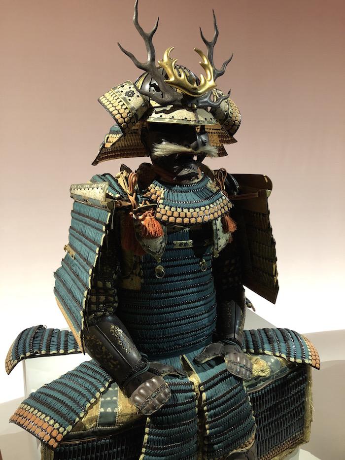 Daimyos, les seigneurs de la guerre au Japon - Exposition au Musée Guimet Img_1119