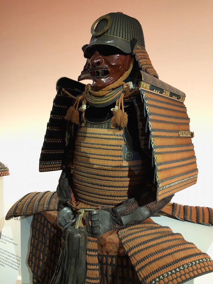 Daimyos, les seigneurs de la guerre au Japon - Exposition au Musée Guimet Img_1120