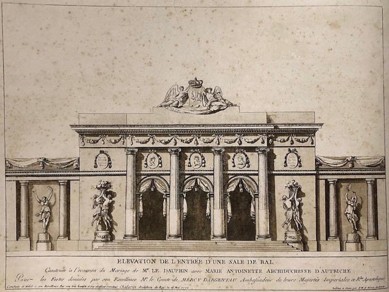 Le mariage de Louis XVI et Marie-Antoinette  - Page 9 Img_1122