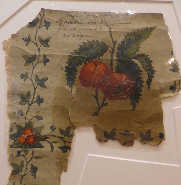 Les papiers peints de la prison du Temple - Page 2 Imgp0019