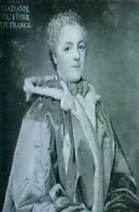 Portraits de famille de Louis XV sur une tabatière Jean-e20
