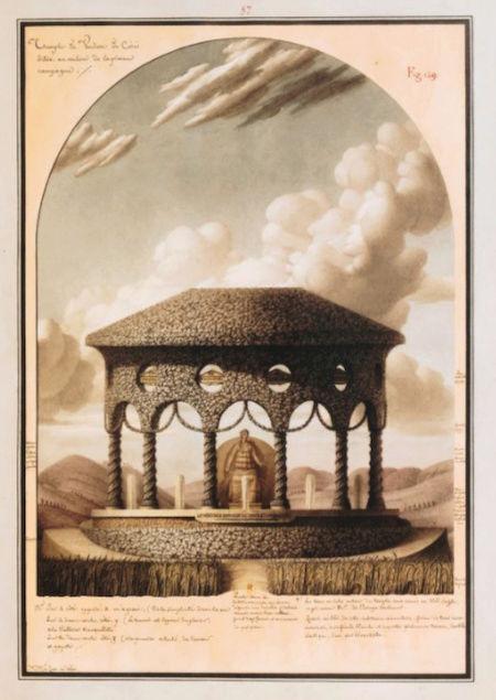 Exposition : Jean-Jacques Lequeu, bâtisseur de fantasmes. Petit Palais, Paris Jean_j15