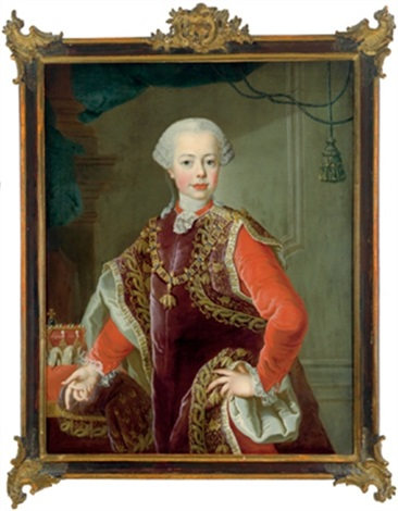 Portraits de Marie-Antoinette, enfant et jeune archiduchesse - Page 5 Johann10