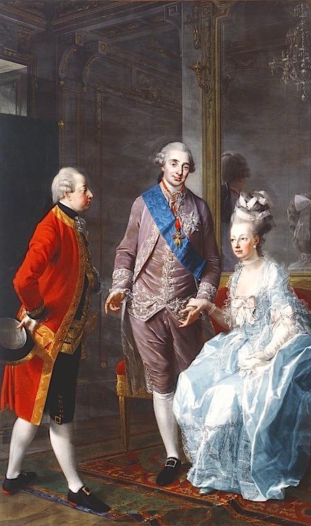 Hauzinger - Portraits de Marie Antoinette par Josef Hauzinger Josef_12