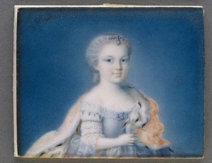 Portraits de l'archiduchesse Marie-Josèphe Josefa10