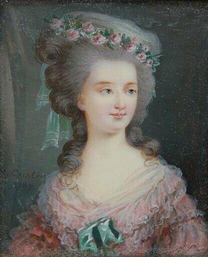 Portraits de la princesse de Lamballe - Page 9 Lambal11