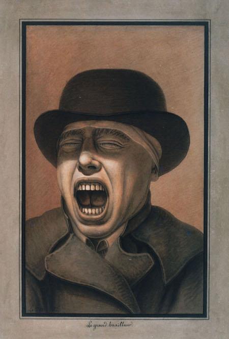 Exposition : Jean-Jacques Lequeu, bâtisseur de fantasmes. Petit Palais, Paris Lequeu10