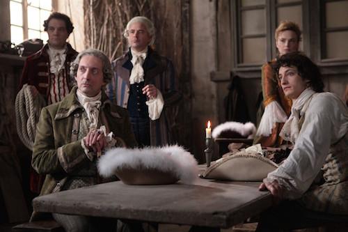 Septembre 1792,  le cambriolage du Garde-Meubles de la Couronne Les-di11