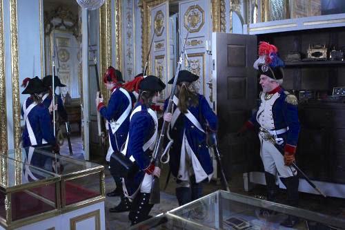 Septembre 1792,  le cambriolage du Garde-Meubles de la Couronne Les-di12
