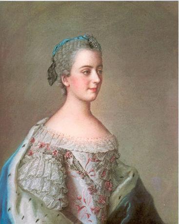 Portraits de famille de Louis XV sur une tabatière Liotar20