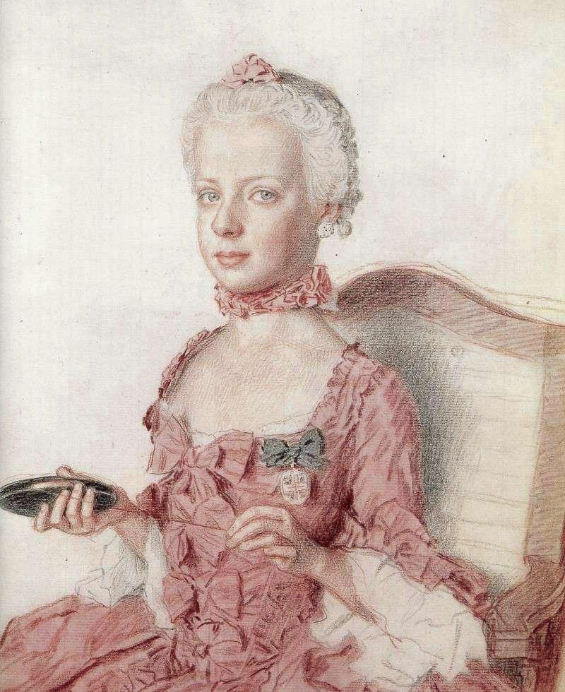 Portraits de Marie-Antoinette, enfant et jeune archiduchesse - Page 6 Liotar22