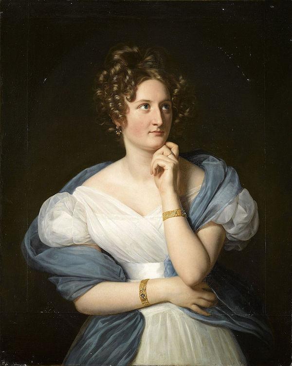 Delphine de Girardin (née Gay)  Louis_15