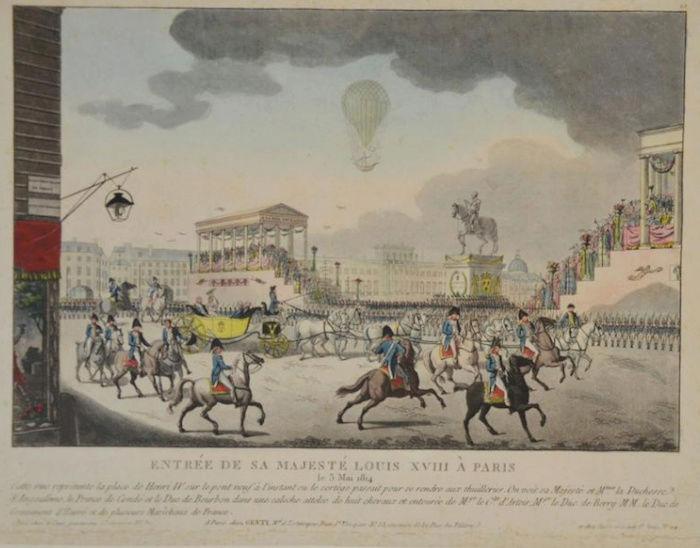 La conquête de l'espace au XVIIIe siècle, les premiers ballons et montgolfières !  - Page 7 Louis_24