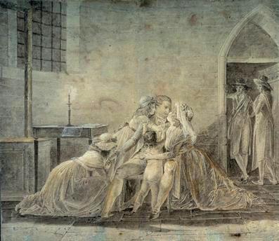 Adieux -  Les adieux de Louis XVI à sa famille, 20 janvier 1793 Louis_26
