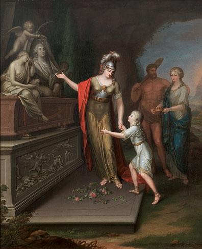 Expo : Heurs et malheurs de Louis XVII, arrêt sur images. Musée de la Révolution française, Vizille Louis_36