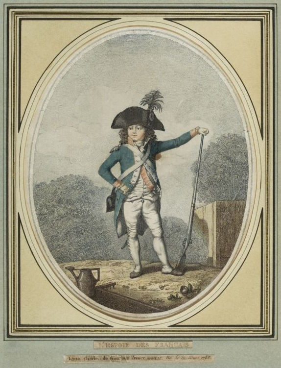 Expo : Heurs et malheurs de Louis XVII, arrêt sur images. Musée de la Révolution française, Vizille Louis_38