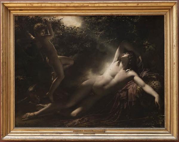 La peinture française du XVIIIème siècle au Louvre Louvre11