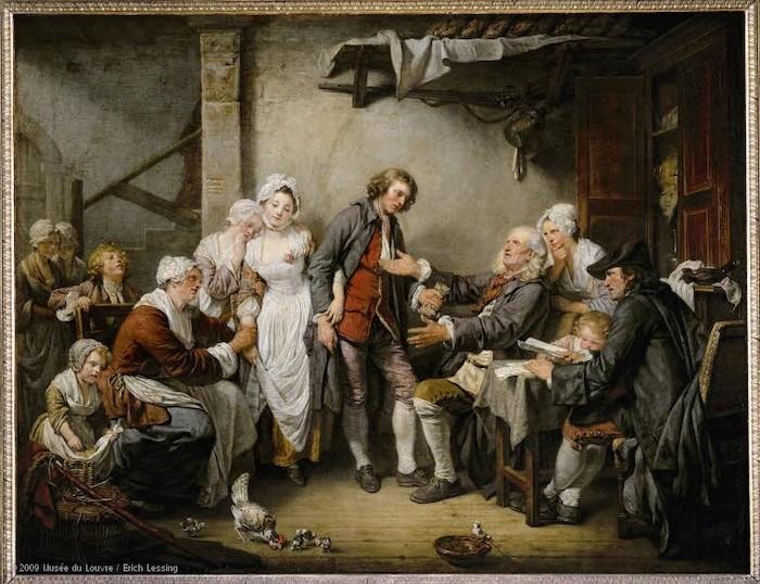 Le peintre Joseph Ducreux Louvre12