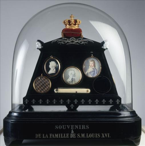 La duchesse Louise-Elisabeth de Tourzel M1104010