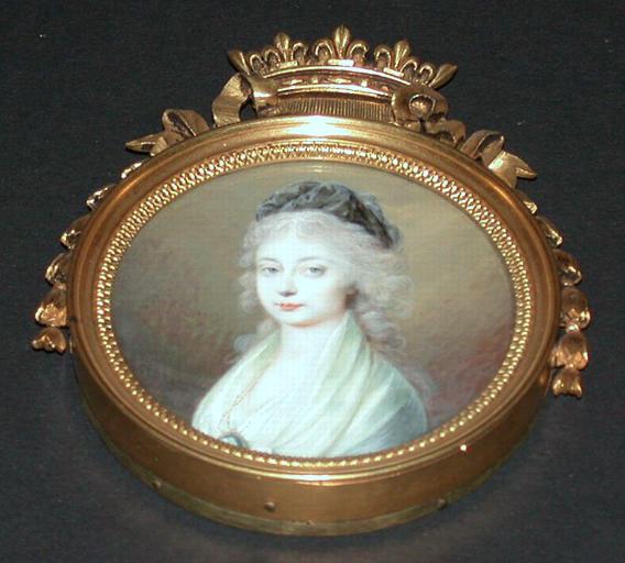 Portraits de Madame Royale, duchesse d'Angoulême - Page 5 M5052010