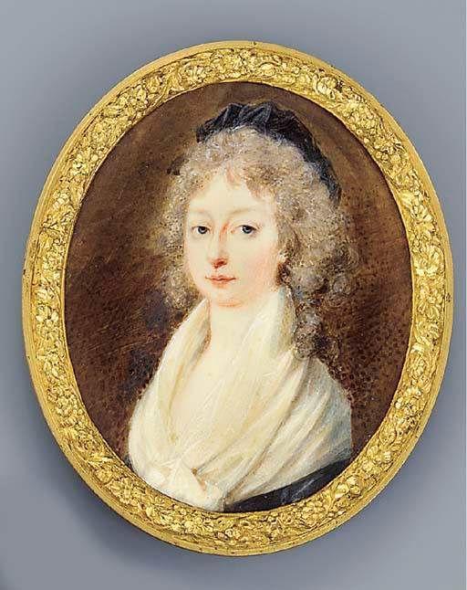 Portraits de Madame Royale, duchesse d'Angoulême - Page 5 Madame22
