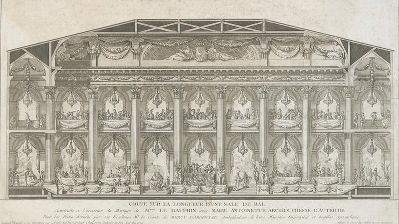 Le mariage de Louis XVI et Marie-Antoinette  - Page 9 Mariag13