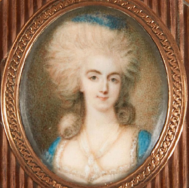 Campana - Marie-Antoinette par Ignazio-Pio-Vittoriano (Ignace-Jean-Victor) Campana Marie_94
