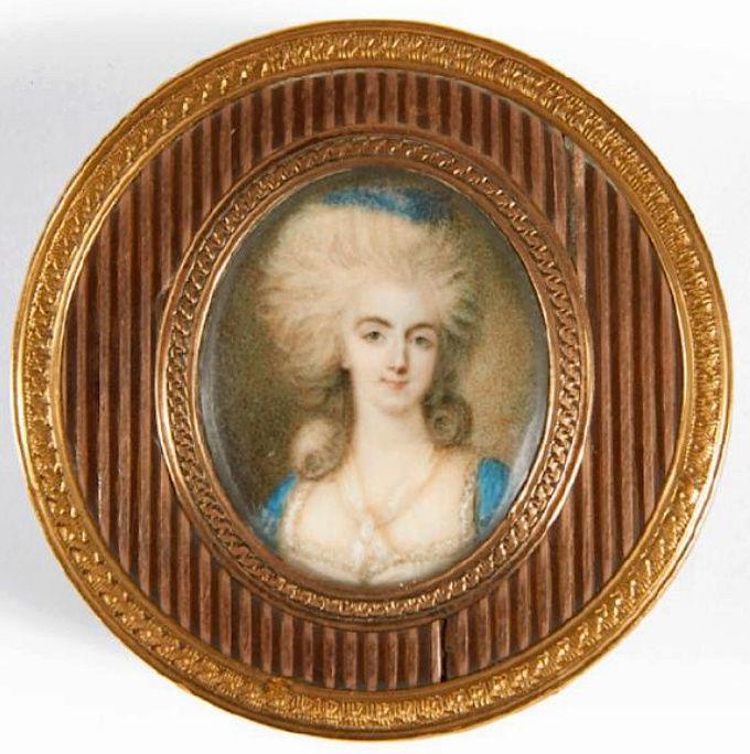 Campana - Marie-Antoinette par Ignazio-Pio-Vittoriano (Ignace-Jean-Victor) Campana Marie_95
