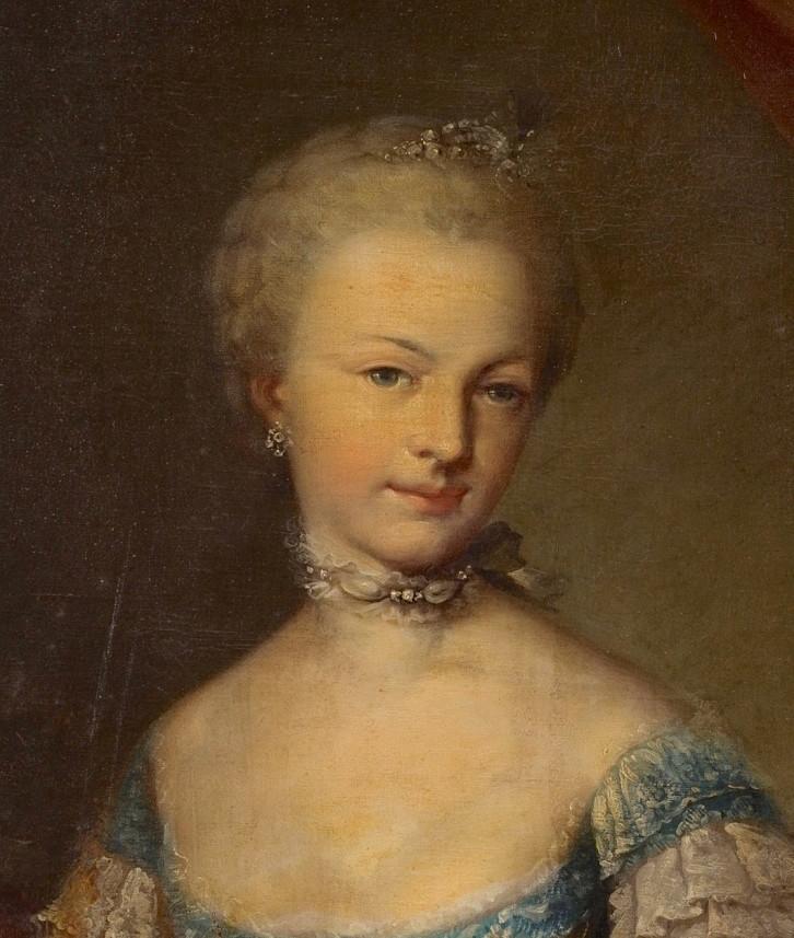 Portraits de l'archiduchesse Marie-Josèphe Mariia11