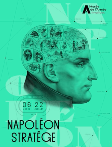 Napoléon stratège - Exposition Musée de l'Armée, Hôtel des Invalides Napole10