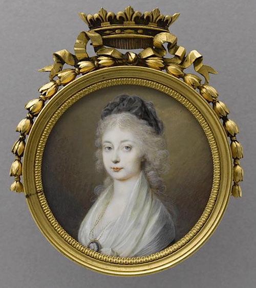 Portraits de Madame Royale, duchesse d'Angoulême - Page 5 Oa-15910