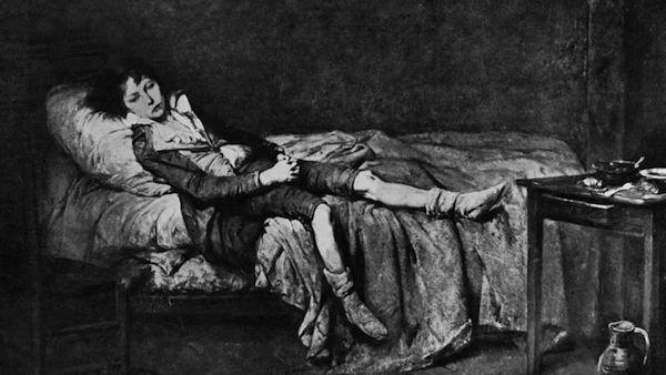 Madame de Tourzel, le corps et la sépulture de Louis XVII Phoe4a10